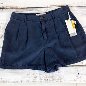 C&C California Navy Shorts